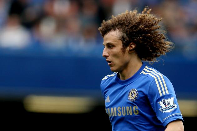 Barcelona Transfer Rumours: Bayern Munich Rule out David Luiz Pursuit