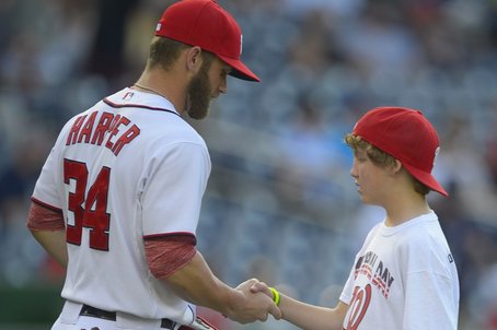 Gavin Rupp, an Inspiration to Bryce Harper, Passes Away at 13