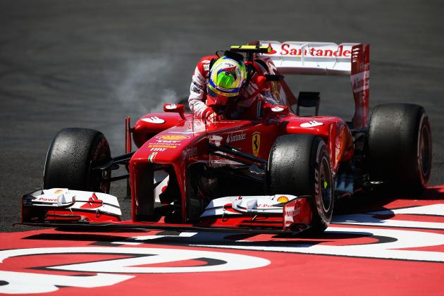 Midseason Report: Grading Felipe Massa's Performance