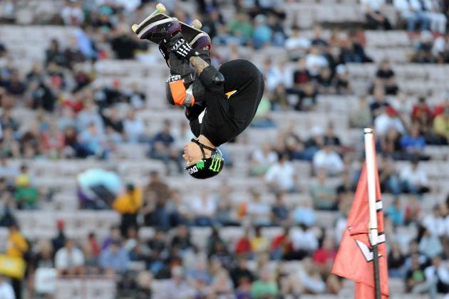 Summer X Games 2013: Dates, TV Schedule, Live Stream, Athletes and Event Info