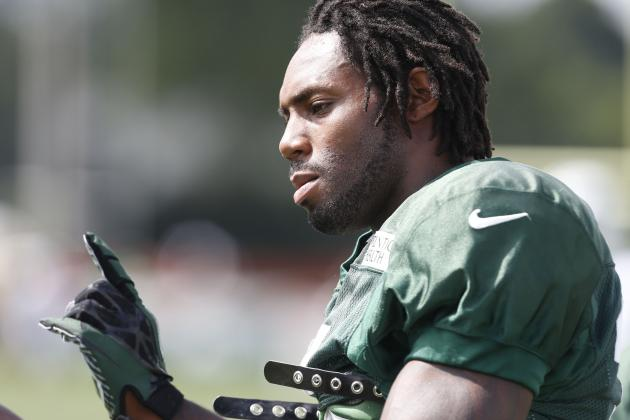 Antonio Cromartie Embracing Role as Camp Counselor