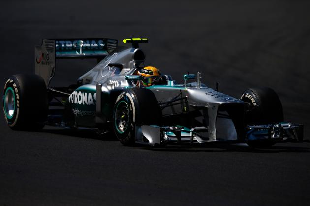 Toto Wolff: Hamilton's Drive Was 'Mind Blowing'