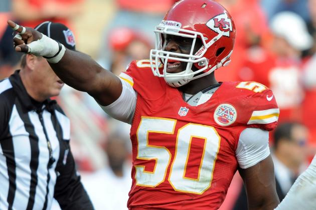 Chiefs See Justin Houston as Even More of a Defensive Weapon This Season