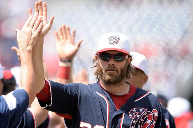 Jayson Werth's Best Month as a National
