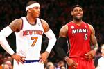 Report: LeBron Will 'Strongly Consider' Knicks in 2015