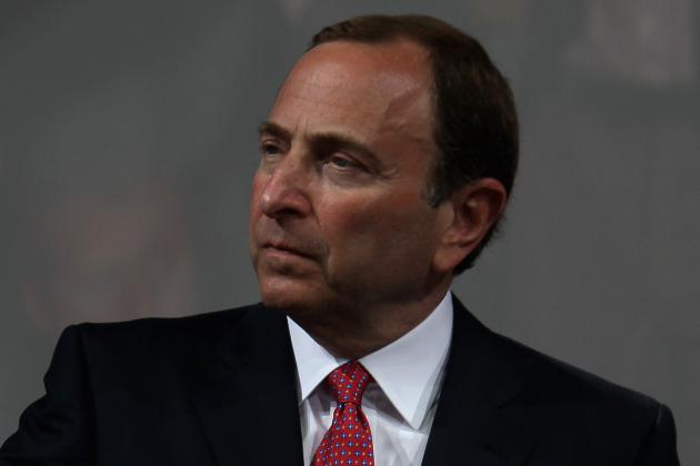 Report: Gary Bettman Pushing for Expansion to Seattle by 2014-15