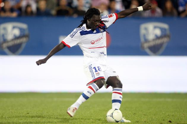 Is Lyon's Bafetimbi Gomis Good Business for Newcastle United and Alan Pardew?