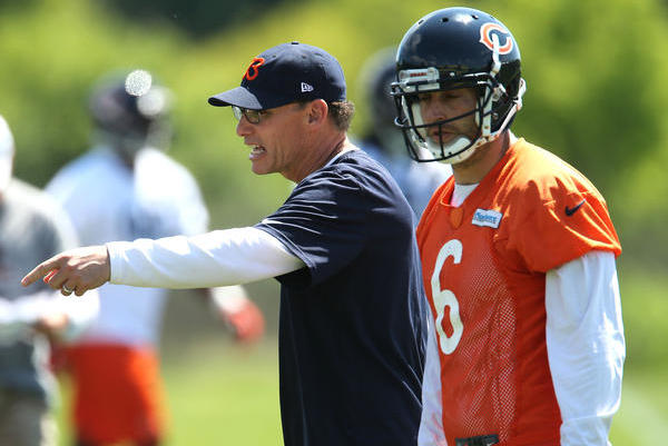 Read-Option a Possibility for Bears