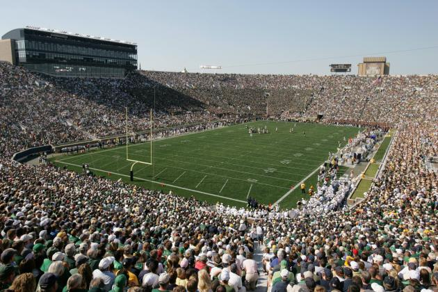Notre Dame to Enhance Stadium Safety with New Bag Policy