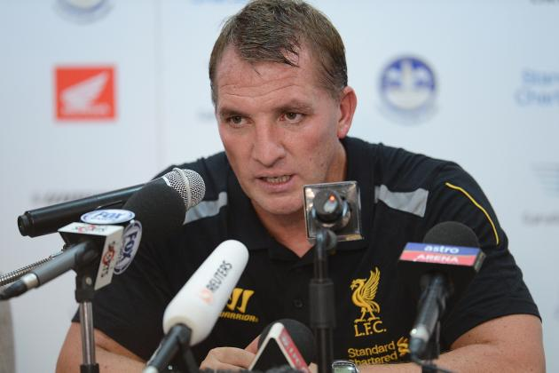 Arsenal Transfer News: Analyzing Brendan Rodgers' Latest Comments on Luis Suarez