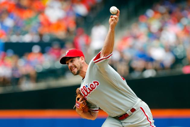 Phillies Trade Rumors: Philadelphia Wise to Put Very High Price on Cliff Lee