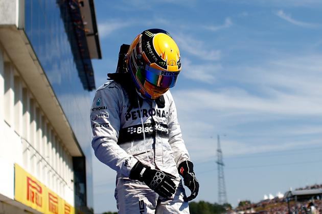 Mercedes' Tyre Problems Are Fixed but Lewis Hamilton Still Won't Win the Title