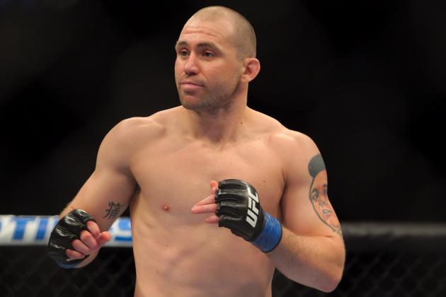 UFC Matchmaking: Whom Should Alan Belcher Meet in His Light Heavyweight Return?