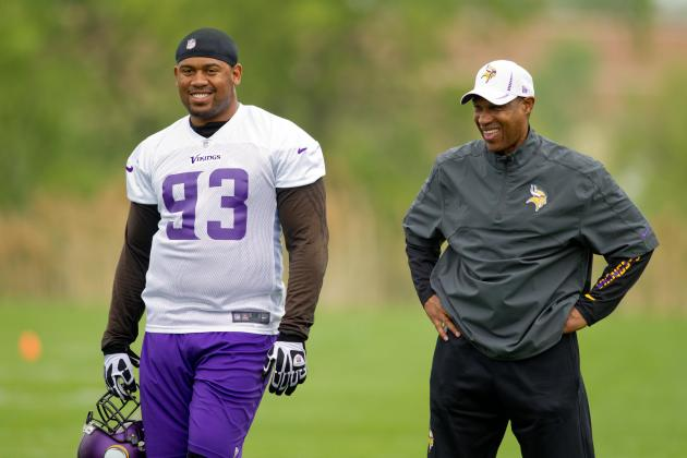 Frazier Talks Replacing Winfield, Kevin Williams' Role and More