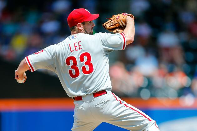 MLB Rumors: Latest Trade Deadline Buzz on Cliff Lee, Alex Rios and More