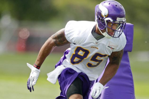 Minnesota Vikings Keeping Greg Childs on PUP List