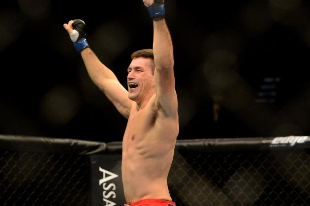 Demian Maia vs. Jake Shields Targeted for UFC Event in 2013