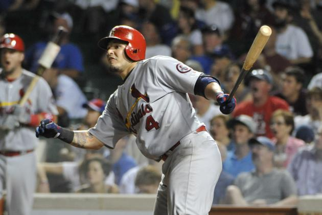 Cardinals Seeking Catching Help After Molina's Injury
