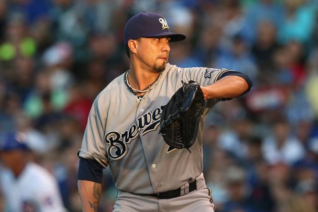 Atlanta Braves Trade Rumors: Breaking Down Starting Pitching Options for Bravos