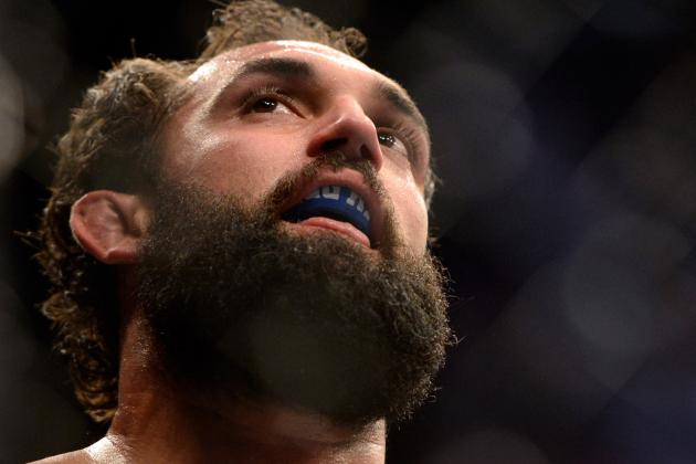 Hendricks: I Know GSP's Gameplan, but My Goal Is to Break a Jaw