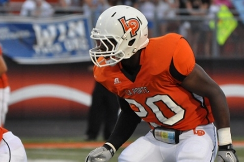 Most Explosive Defenders on 2014 College Football Recruiting Trail