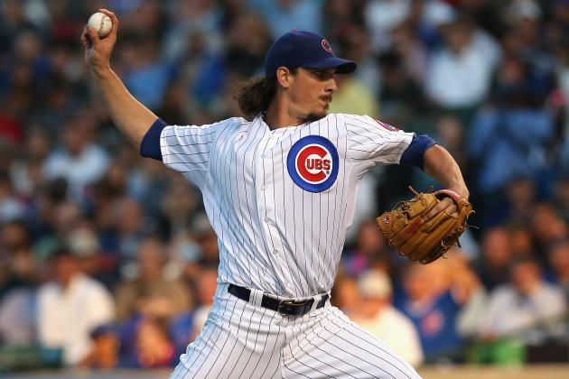 Chicago Cubs Trade Rumors: Latest on Jeff Samardzija, James Russell and More