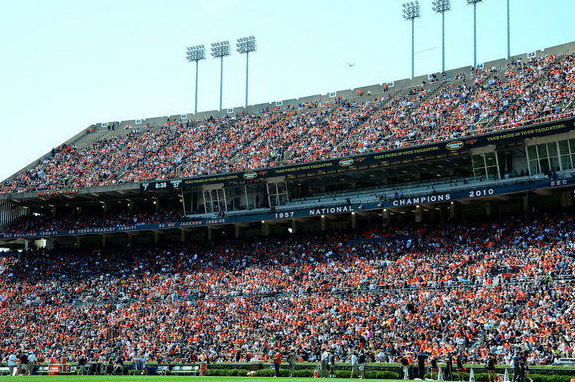 Auburn Announces Plans to Honor Four Anniversary Teams During 2013 Season