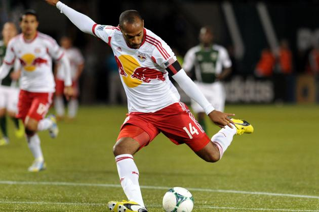 MLS All-Star Game 2013: Favorites to Win MVP in Exhibition Against Roma