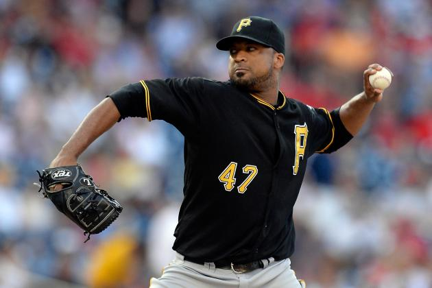Liriano and the Rare 'Third Peak'