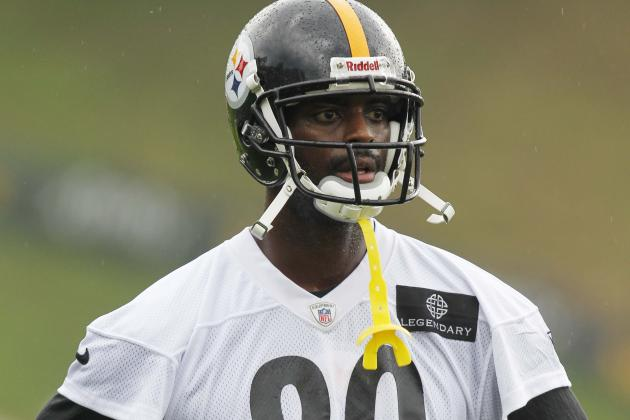 Steelers Hope Rapport Between Roethlisberger, Burress Produces