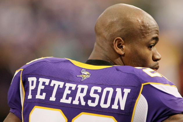Why Adrian Peterson Can Repeat Last Season's Success