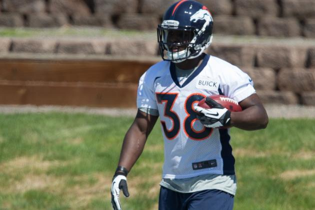 Camp Journal: Montee Ball on Padded Practices