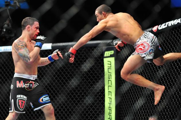 Aldo vs. Jung: Breaking Down Key Stats for UFC 163 Featherweight Title Fight
