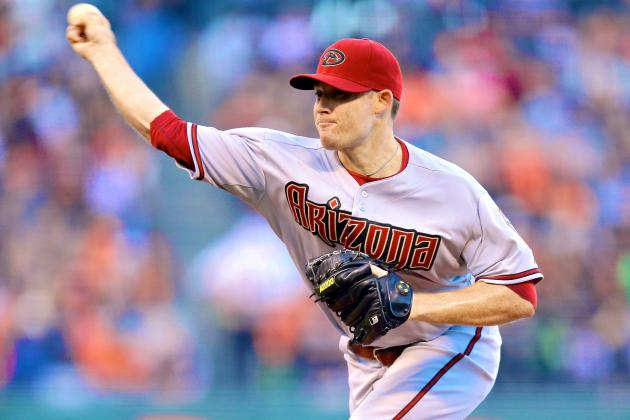 Diamondbacks SP Ian Kennedy Officially Traded to Padres