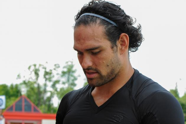 Mark Sanchez Has Noticed More Eyes on the QB Competition