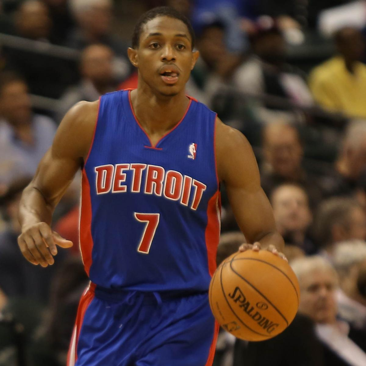 Breaking Down What Brandon Knight Will Bring to Milwaukee ...  Breaking Down W...