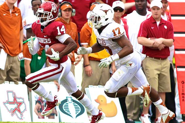 Without a Legitimate National Contender, Big 12 Needs Texas and OU to Step It Up