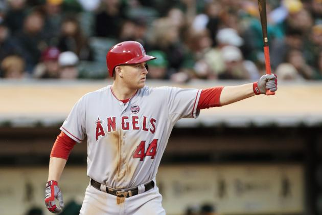 Report: Pirates Made Run at Angels' Mark Trumbo