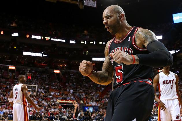Chicago Bulls: Why Carlos Boozer Will Live Up to His Contract in 2013-2014