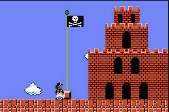 McCutchen Gets Super Mario Treatment