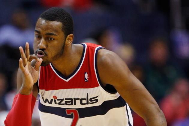 John Wall Has Officially Signed His 5-Yr/$80M Extension