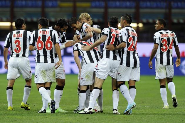 Why Udinese Is Serie A's Most Underrated Side