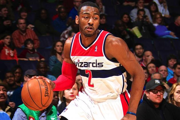 John Wall and Washington Wizards Officially Agree to 5-Year Extension