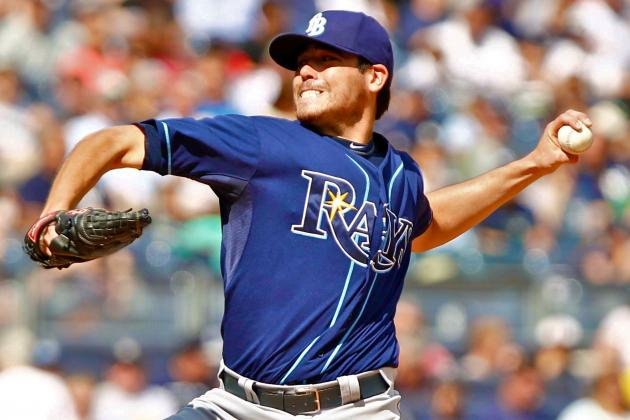 Matt Moore Injury: Updates on Rays Pitcher's Elbow