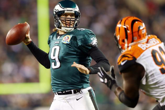 Nick Foles' Profile for the Eagles Training Camp Quarterback Battle