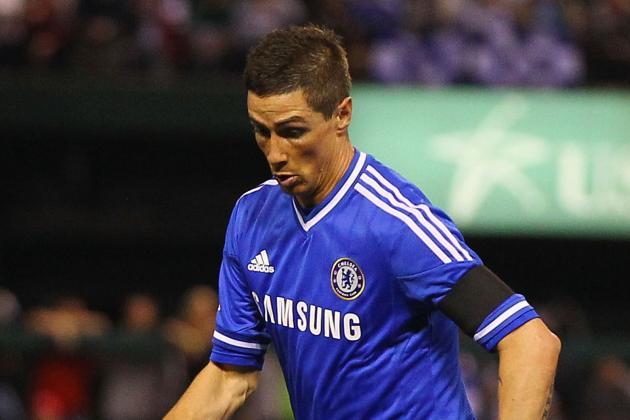 Chelsea Transfer Rumours: Latest on Wayne Rooney, Fernando Torres and David Luiz