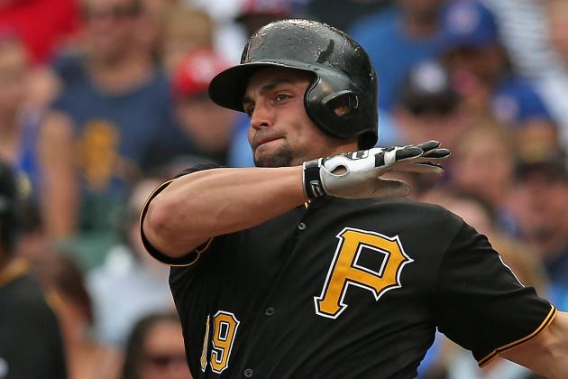 Michael McKenry to Miss Rest of Season Due to Knee Surgery