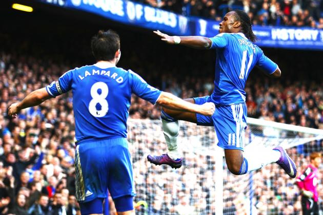 Didier Drogba Return Talk Is Tantalising for Chelsea