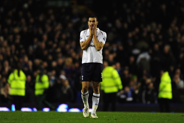 Tottenham's Transfer Roller Coaster as They Sell Caulker and Wait on Chiriches