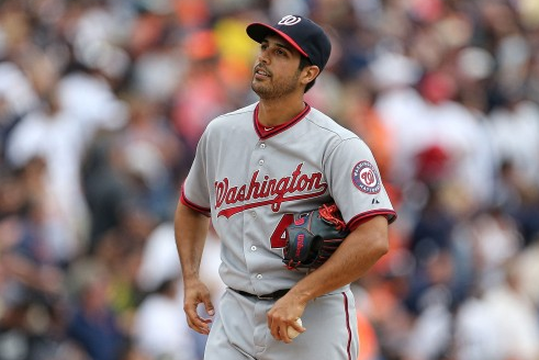 Nationals Come Undone in Punishing Loss to Detroit